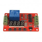 24V Relay Cycle Timer Module - Programmable with Customized Settings