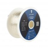 SainSmart Flexible TPU 3D Printers Filament, 1.75mm,1kg/2.2lbs (Net Weight 0.8Kg)  (Clear)