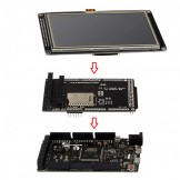 "SainSmart Due + 4.3"" 4.3 Inch TFT LCD Screen SD Card Slot + TFT Shield For Arduino"