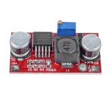 SainSmart LM2577 DC-DC Power Supply Step-up Adjustable Power Converter Module, 3.5-30V to 4-30V