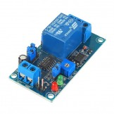 SainSmart 5V Power-ON Open Type Delay Timer Relay Module Delay Circuit Module