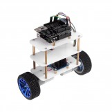 SainSmart InstaBots Upright Rover Kit Arduino Compatible 2-Wheel Self-Balancing Robot Kit
