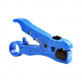 SainSmart Cutter/ Stripper for CAT5 CAT6 Flat or Round STP/UTP Cable Stripping Tool