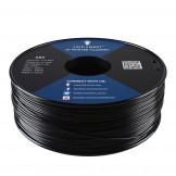 SainSmart 1.75mm ABS Filament 1kg/2.2lb for 3D Printers*Black*
