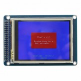"SainSmart 3.2"" SSD1289 Touch Screen With SD Slot for Arduino Raspberry Pi"
