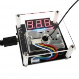 SainSmart PM2.5 Detector Sensor Laser Instrument for Measuring Dust Haze Air Quality