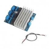 SainSmart 2x50W/100W TDA7492 D Class High-Power Digital Amplifier Board AMP Board + Radiator