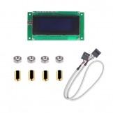 20X4 2004 LCD Module Smartie Kit Starter PC Case
