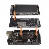 "SainSmart Mega2560 R3 + 2,8"" LCD Screen Display + TFT LCD Shield for Arduino"