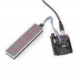 SainSmart MAX7219 Dot Matrix Module 4 in one for Arduino UNO R3