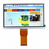 SainSmart 7 Inch TFT LCD Display Monitor for Raspberry Pi + Driver Board HDMI VGA 2AV
