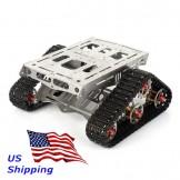 SainSmart Full Metal Robot Car Chassis Track Tank V3.0 for Arduino UNO MEGA2560