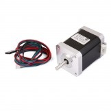 Nema 17 2 Phase 4-Wire 1.5A 60mm 1.8° Stepper Motor with Cable for 3D Printer RepRap CNC