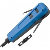 Impact Punch Down Tool 110/66 Blade Network Wire Punch Down CableCAT5E CAT6 RJ