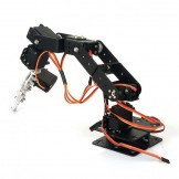 SainSmart 6-Axis Control Palletizing Robot Arm Model DIY w/Arduino Controller & Servos DIY