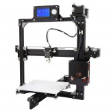 SainSmart A2 Desktop 3D Printer DIY Kit w/SD-Card Reader/USB 2.0/ Cable/LCD Display Prusa i3 High Accuracy CNC Black US/EU Plug