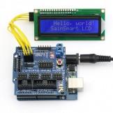 SainSmart UNO + Sensor V5 + IIC LCD1602 Module Display For Arduino UNO MEGA R3
