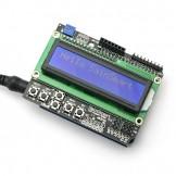 SainSmart UNO + 1602 LCD Keypad Shield V3 for Arduino UNO MEGA R3 ATMEL AVR