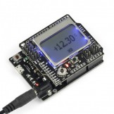 Sainsmart Leonardo R3 ATMEGA32U4 + Graphic LCD 4884 Kit For Arduino