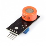 SainSmart MQ-3 Alcohol Ethanol Sensor Breath Gas Detector For Arduino Homebrewing