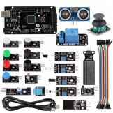 21 in 1 SainSmart Mega2560 R3 Sensor Modules Starter Kit for Arduino