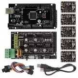 SainSmart Mega2560+A4988+RAMPS 1.4 3D Printer Kit for Arduino RepRap