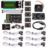 SainSmart RAMPS 1.4+Mega 2560 R3+A4988+Mechanical Endstop 3D Printer Kit