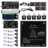 Ultimaker 1.5.7 + A4988 + Mega2560 R3 + LCD2004 3D Printer Controller Kit For RepRap