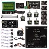 Ramps 1.4 + A4988 + Mega2560 R3 + LCD 12864 3D Printer Controller Kit For RepRap