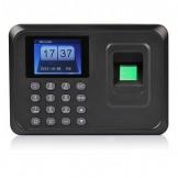 New N-A6 Biometric Fingerprint Time Attendance Clock, USB Communication