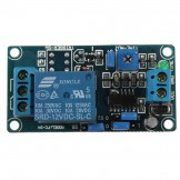 SainSmart 12V Power-ON Open Type Delay Timer Relay Module Delay Circuit Module