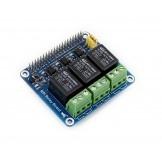 SainSmart Expansion Board Power Relay Module for Raspberry Pi 3 Model B Pi 2 Model B B+