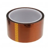 High Temperature Heat Resistant Kapton Tape Polyimide Film Adhesive Tape (30mm*33m)