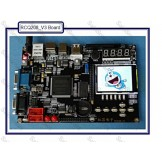 Altera Cyclone SOPC EP2C8Q208C8N Chip Development Board with FPGA SDRAM, ADC 2.4'' TFT LCD, USB Blaster