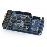 SainSmart MEGA, ATmega2560 + SainSmart Sensor Shield V4 for Arduino UNO MEGA Duemilanove