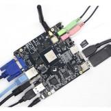 Cubieboard4 CC-A80 Octa-Core ARM Mini PC with 8GB eMMC 2GB DDR3 WiFi + BT Onboard