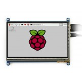 7inch HDMI LCD 800×480 Capacitive Touch Screen LCD for Raspberry Pi 2 Banana Pi/ Banana Pro Video Photo Module