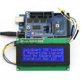 SainSmart Mega2560+IIC LCD2004+Sensor shield V5 for Arduino UNO R3 Duemilanove Nano Robot