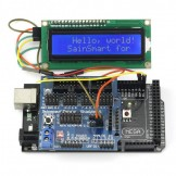 SainSmart Mega2560 R3+ Sensor V5 + IIC LCD1602 Module Display For Arduino UNO MEGA R3