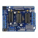 SainSmart L293D Motor Drive Shield For Arduino Duemilanove Mega UNO R3 AVR ATMEL