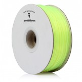 SainSmart 1.75mm Fluorescein PLA Filament For 3D Printers 1kg *Yellow*
