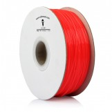 SainSmart 1.75mm Fluorescein PLA Filament For 3D Printers 1kg *Red*