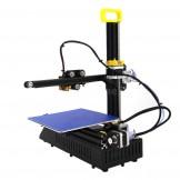 SainSmart 3D Desktop Printer Metal Frame Structure CR-8, Laser Engraving Functions, DIY High Accuracy CNC Self-Assembly US/EU