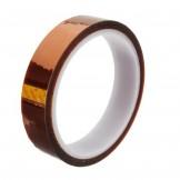High Temperature Heat Resistant Kapton Tape Polyimide Film Adhesive Tape (20mm*33m)