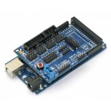 SainSmart MEGA, ATmega2560 + SainSmart Sensor Shield V5 for Arduino UNO MEGA Duemilanove