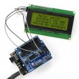 SainSmart UNO R3+ Sensor V5 + LCD2004 Yellow for Arduino UNO MEGA R3 Mega2560 Duemilanove Nano Robot