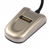 USB 2.0 Fingerprint Reader Golden Biometric Security Password Lock for PC