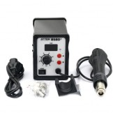 WEP 858D SMD Hot Rework Digital Station Air Solder Blower Gun 220V Like Atten EU