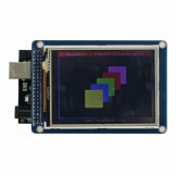 SainSmart Mega2560 R3+Adaptor Shield+3.2 TFT LCD Touch Panel For Arduino Atmel Atmega AVR 16AU ATmega8U2