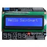 SainSmart UNO+1602 LCD Keypad Shield Kit 4 Arduino AVR ATMEL ATmega328